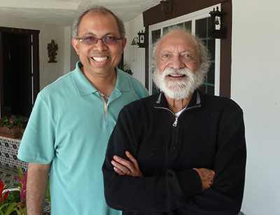 Subir Chowdhury and Ravi Shankar